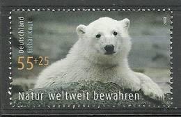 Germany - Federal Republic 2008 Mi 2656 MNH ( ZE5 GRM2656 ) - Protection De L'environnement & Climat