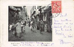 Egypt - CAIRO - Street Scene - Publ. Plentl. - El Cairo