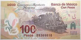 Mexique - 100 Pesos - 2007 - PICK 128d - NEUF - Mexico