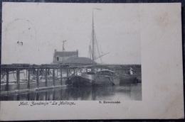 "BELGIQUE BELGIE Cpa Postcard - MOL MOLL - 1903 Zandmijn "" La Molloise"" - Mol"