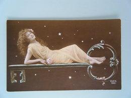 Dame Dans Les étoiles - Rex 1051 - Photographs