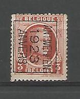 België Typografische Voorafstempeling N° 77 B Antwerpen 1923 Anvers (2x) - Typo Precancels 1922-31 (Houyoux)