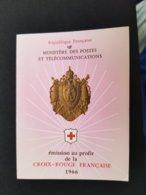 FRANCE Carnet Croix Rouge 1966 NEUF ** Y&T N°2015 - Croix Rouge