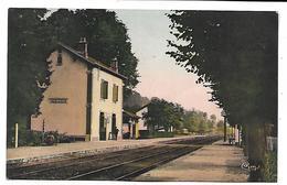 POLMINHAC - La Gare - Non Classés