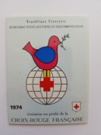 FRANCE Carnet Croix Rouge 1974 NEUF ** Y&T N°2023 - Croix Rouge