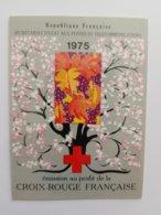 FRANCE Carnet Croix Rouge 1975 NEUF ** Y&T N°2024 - Croix Rouge