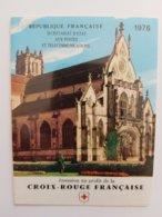 FRANCE Carnet Croix Rouge 1976 NEUF ** Y&T N°2025 - Croix Rouge