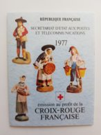 FRANCE Carnet Croix Rouge 1977 NEUF ** Y&T N°2026 - Croix Rouge