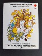 FRANCE Carnet Croix Rouge 1983 NEUF ** Y&T N°2032 - Croix Rouge