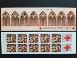 FRANCE Carnet Croix Rouge 1985 NEUF ** Y&T N°2034 - Croix Rouge