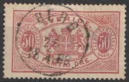 Suède 1874-96 Service N° 10A  (G7) - Dienstpost