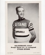 CYCLISME   Tour De France ALBERTUS GELDERMANS - Cycling