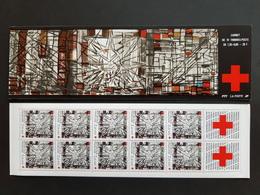 FRANCE Carnet Croix Rouge 1986 NEUF ** Y&T N°2035 - Croix Rouge