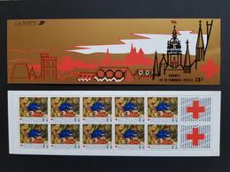 FRANCE Carnet Croix Rouge 1987 NEUF ** Y&T N°2036 - Croix Rouge