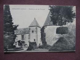 CPA 03 YGRANDE Chateau De La Forest Canton BOURBON L'ARCHAMBAULT - France
