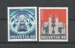 Switzerland 1993 Europa Modern Art  Y.T. 1428/1429 ** - Switzerland