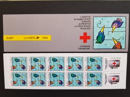 FRANCE Carnet Croix Rouge 1992 NEUF ** Y&T N°2041 - Croix Rouge