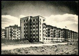 Leningrad_3, St. Petersburg, Um 1930,  Neu Erbautes Arbeiterviertel _A,  новые дома для рабочйх - Russie