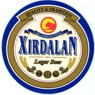 Azerbaycan. Azerbaijan. Xirdalan. Lager Beer. Quality & Tradition. The Azerbaijan Beer. - Sous-bocks