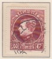 BELGIUM USED COB 292A GRAND MONTENEZ - 1929-1941 Groot Montenez