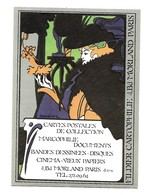 Carte Publicitaire L'Argus FILDIER, Le Guide Cartophila Et La Revue Cartophilie, FILDIER 4 Rue Morland Paris 4ème - Bourses & Salons De Collections