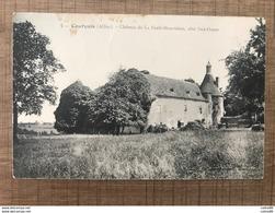 Courcais Château De La Forêt Mauvoisin Côté Sud Ouest - Other Municipalities