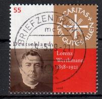 BRD - 2008 - MiNr. 2697 - Gestempelt - Used Stamps