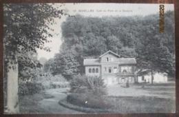 NIVELLES   CAFE   DU   PARC   De    La   DODAINE - Nivelles