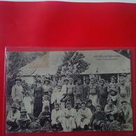 NOUVELLE HEBRIDES COLON ET SON PERSONNEL - Cartes Postales