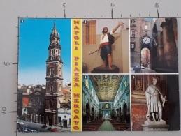 Napoli - Viaggiata - (3016) - Napoli (Naples)