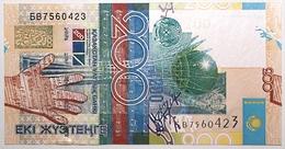 Kazakhstan - 200 Tenge - 2006 - PICK 28 - NEUF - Kazakhstan