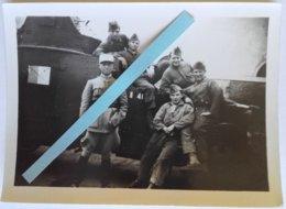 1920 1940 Automitrailleuse Légère De Cavalerie White Laffly TBC AML écusson Insigne Ww2 39-40 2WK Photo - War, Military