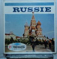 VIEW MASTER : RUSSIE  C 560 :  POCHETTE DE 3 DISQUES - Visionneuses Stéréoscopiques