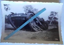 1940 Chenillette Renault UE Régiment Chars Troupes Motorisées Tank Blindés Ww2 39-40 2WK  Photo - War, Military