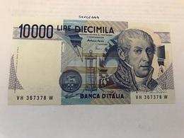 Italy Volta Uncirculated Banknote 1984 #20 - [ 2] 1946-… : République
