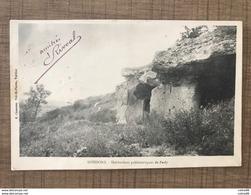 SOISSONS Habitations Prehistoriques De Pasky - Soissons