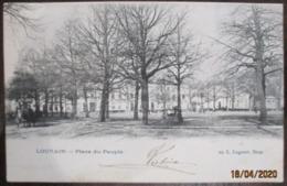 LEUVEN     LOUVAIN      PLACE    DU    PEUPLE - Leuven