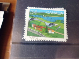 CANADA   YVERT N°921 - Gebruikt