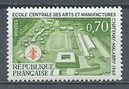 France YT N°1614 Ecole Centrale Des Arts Et Manufactures Neuf ** - Neufs