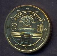 EuroCoins < Austria > 50 Cents 2009 UNC - Autriche