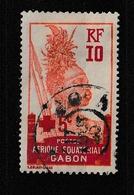 GABON YT 81  Oblitéré - Gabon (1886-1936)