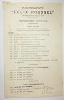 RARE ET ANCIEN ITINÉRAIRE POSTAL NAUTONAPHTE FÉLIX ROUSSEL NAVIRE 1937 CHINE ET JAPON - France