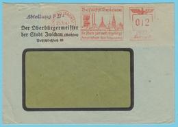 J.P.S. 4 - E.M.A. - Allemagne - Compositeur - Schumann - N°13 - Industrie - Mine - Puits - Musique