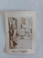 Constantine (en Photo) Rue De L'échelle Algérie - Konstantinopel