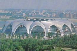 PYONGYANG MAY DAY STADIUM STADE ESTADIO STADION STADIO - Stades
