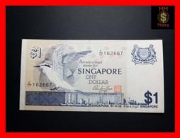 SINGAPORE 1 $ 1976  P. 9  VF - Singapore