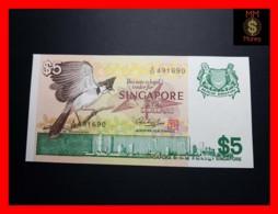 SINGAPORE 5 $ 1976  P. 10  UNC - Singapore