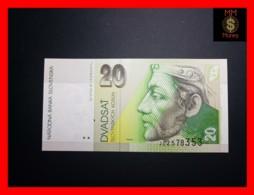 SLOVAKIA 20 Korun 1.9.1999  P. 20 D  UNC - Slowakei