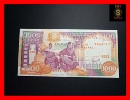SOMALIA 1.000 1000 Shilin Soomaali 1996 P. 37 B  Letter K - Somalia