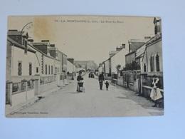 LA MONTAGNE - La Rue Du Parc Ref A0184 - La Montagne